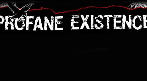PRESS! New interview by tour-director Mike XvX in Profane Existence